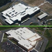 Two Virginia High Schools