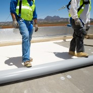 Keep cool this summer with GenFlex's TPO roofing system