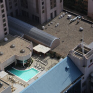 Ballasted Roofs Are Cool!