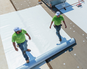Genflex Genflex Commercial Roofing Systems Easy To Use Fast To Install